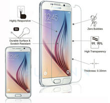 HD clear Premium 2.5D 9H Tempered Glass Film for Samsung Galaxy S3 S4 S4MINI S5 S6 S7 note2 3 4 5 grand prime  Protection  стоимость