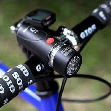 5 LED licht fiets koplamp mountainbike verlichting lamp fiets ...