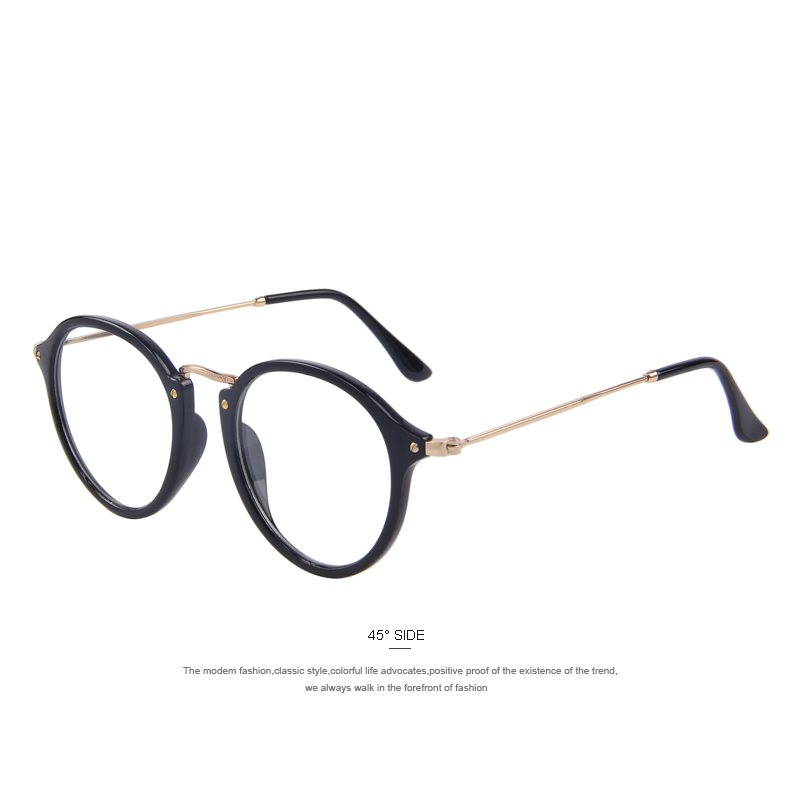 MERRY S Fashion Wanita Batal Lens Eyewear Unisex Retro Batal Kacamata Oval  Bingkai Logam Candi di Kacamata Frame dari Aksesoris Pakaian AliExpress.com  ... 51e6067bdc