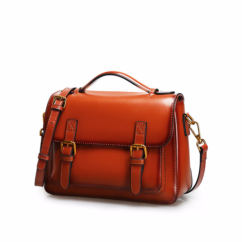 2018 Trendy Girls Mori Bag Tote Bags Patent Leather Belt Buckle Retro Flap Small Handbag2018 Trendy Girls Mori Bag Tote Bags Patent Leather Belt Buckle Retro Flap Small Handbag