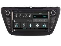 FOR SUZUKI S CROSS 2013 2015 CAR DVD Player Car Stereo Car Audio Head Unit Capacitive