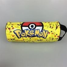 Cartoon Pokemon Go Wallet Gravity Falls Totoro Dragon Ball Zelda Adventure Time Cosmetic Makeuo Coin Pouch Zipper Bag WT0048