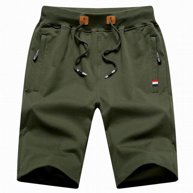 Men's Shorts Summer Cotton Casual