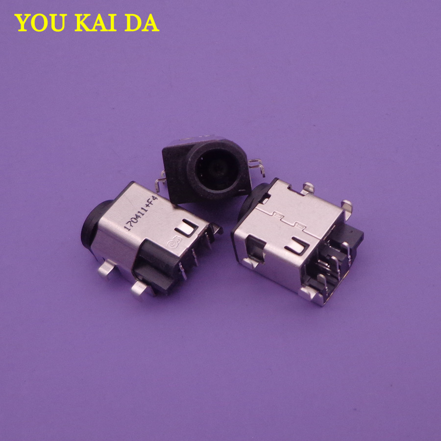1pcs Quality DC Power Jack connector for Samsung NP700 NP700Z5B NP700Z5A NP700G7C NP700Z5BH <font><b>NP700G7A</b></font> NP700Z5AH DC Power Jack image