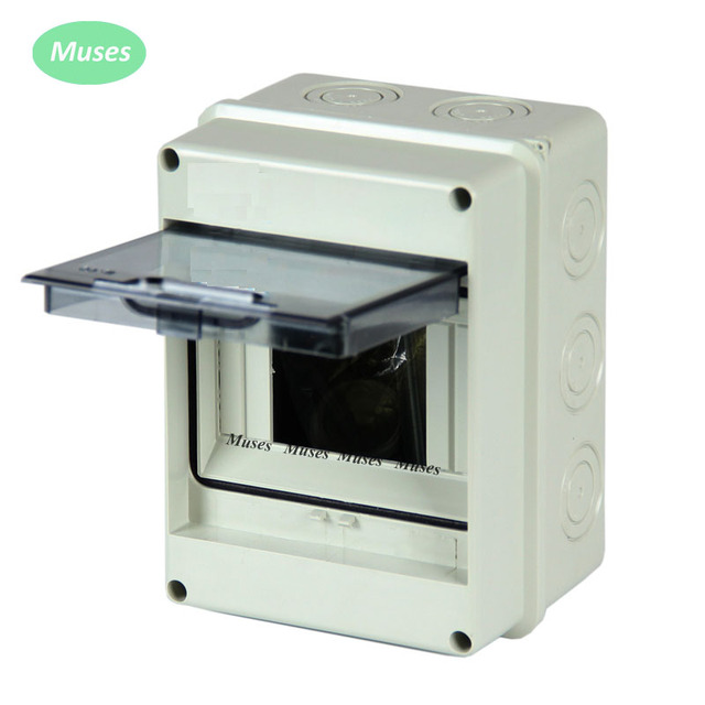 CE Approval 5 Ways Waterproof ABS Plastic Mini Distribution Box ...