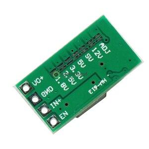 Image 3 - 5 חתיכות. מיני dc dc 12 24 V כדי 5 V 3A מתח הפחתת מודול עבור undervoltage אספקת חשמל ממיר 1.8 כדי 2.5 כדי 3.3 V 5 t