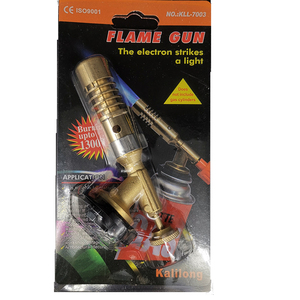 Image 3 - Nuovo In Ottone Gas Torcia di Brasatura Saldatura Ugelli Durevole Riscaldamento Saldatura Burner per Cilindri