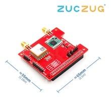 Carte dextension sans fil 433/868/915Mhz Lora et GPS pour Raspberry Pi