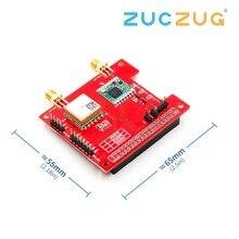 Uzun mesafe kablosuz 433/868/915Mhz Lora ve GPS genişletme kartı ahududu Pi için