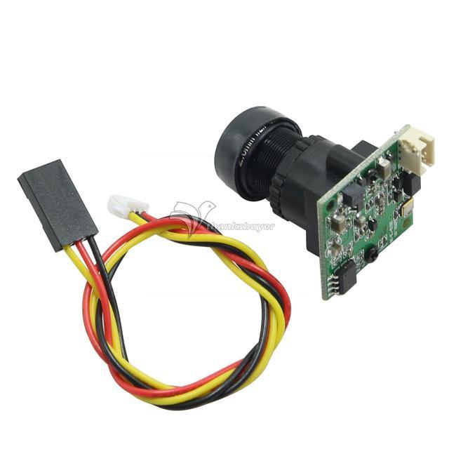 Digital HD Cor Da Câmera De Vídeo FPV Cam Módulo 2.8mm Lens 700TVL para Multicopter Fotografia Aérea