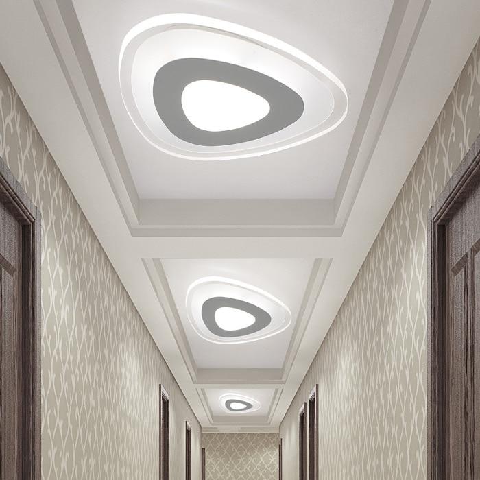 12W Llambë tavanesh me dritë moderne Dritat e dhomës së gjumit - Ndriçimit të brendshëm - Foto 3