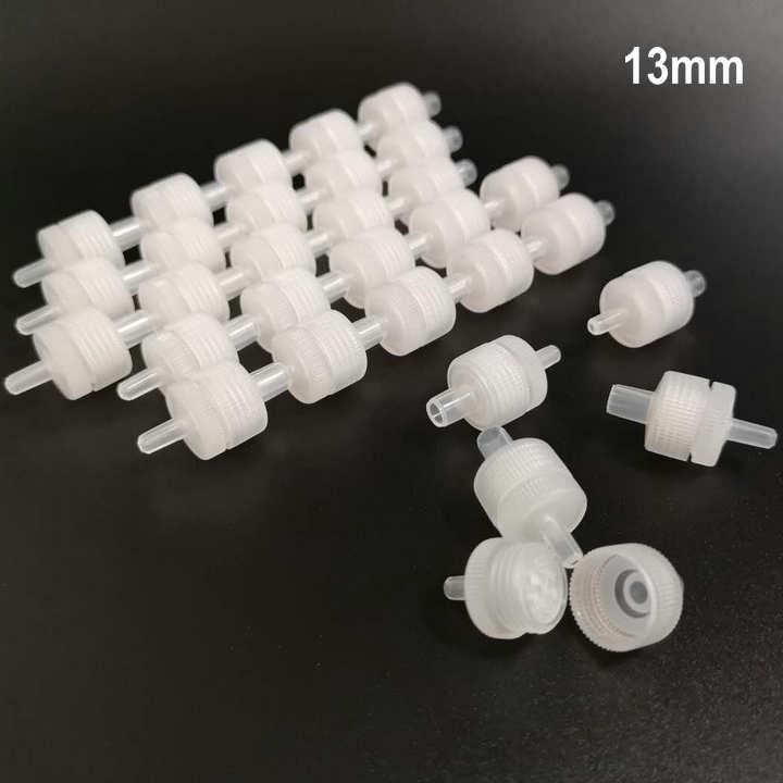 30 pcs lote reuseable filtro de seringa 01