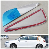 For Geely Emgrand7 RV,EC7 RV,EC715 RV,EC718 RV,EC HB,hatchback,HB ,Car window rear triangle sticker