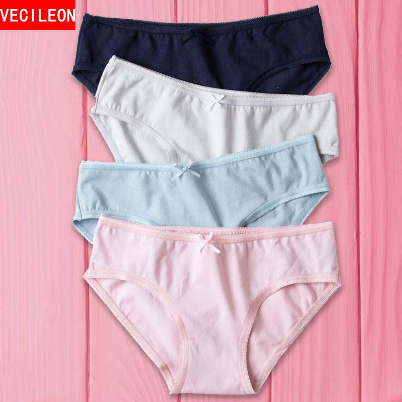 1 PCS Ladies Underwear Women   Panties   Cotton Sexy Seamless Brief Woman Intimate Lingerie Thong Plus Size   Panty   Calcinha Tang