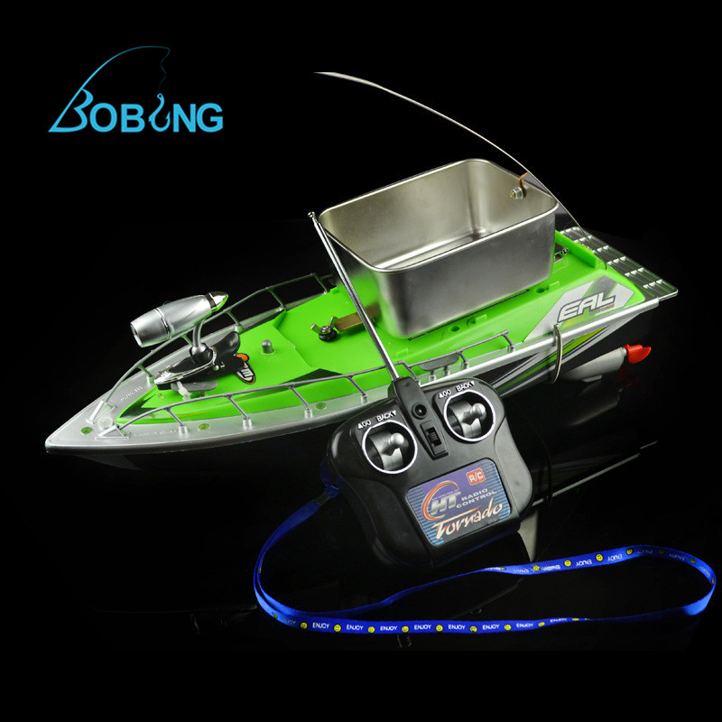 Remote Control Nest Ship Bait Boat Fishing Gear Automatical Hit Device Fishing Tackle Tool Accessories