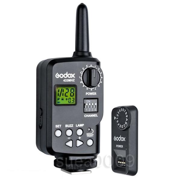 Godox Wireless Power Control Flash Trigger Set FT-16S for Godox VING V850 Flash for Camera цена