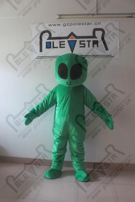 Chandails mascottes costumes mascotte extraterrestre ET