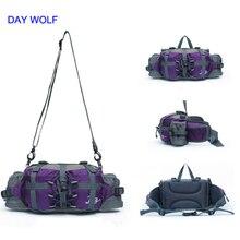 Sirius universal outdoor waterproof multi-function bicycle vest / backpack riding bag large