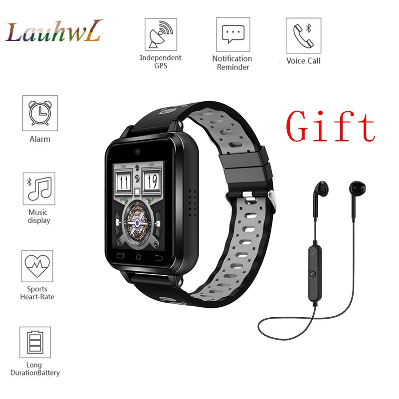 Q1 Pro/M1 GPS smartwatch heart rate monitor WiFi 4G SIM