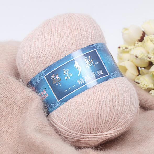 1Pc=50g Mongolian Cashmere Hand-knitted Cashmere Yarn Wool Cashmere Knitting Yarn Ball Scarf Wool Yarny Baby