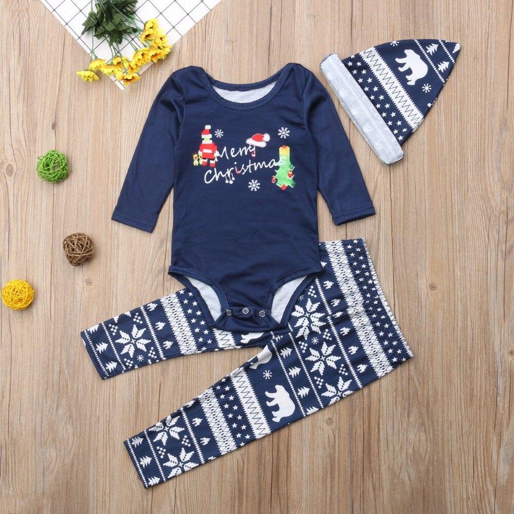 Parent-child-Family-Matching-Christmas-Pajamas-Set-Men-Women-Baby-Kids-Sleepwear-Nightwear (4)
