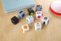 Pre Sale Fidget Cube 6cm Focus Pay Attention Toys 1851 Action Figure Brinquedo Toy Kids Christmas