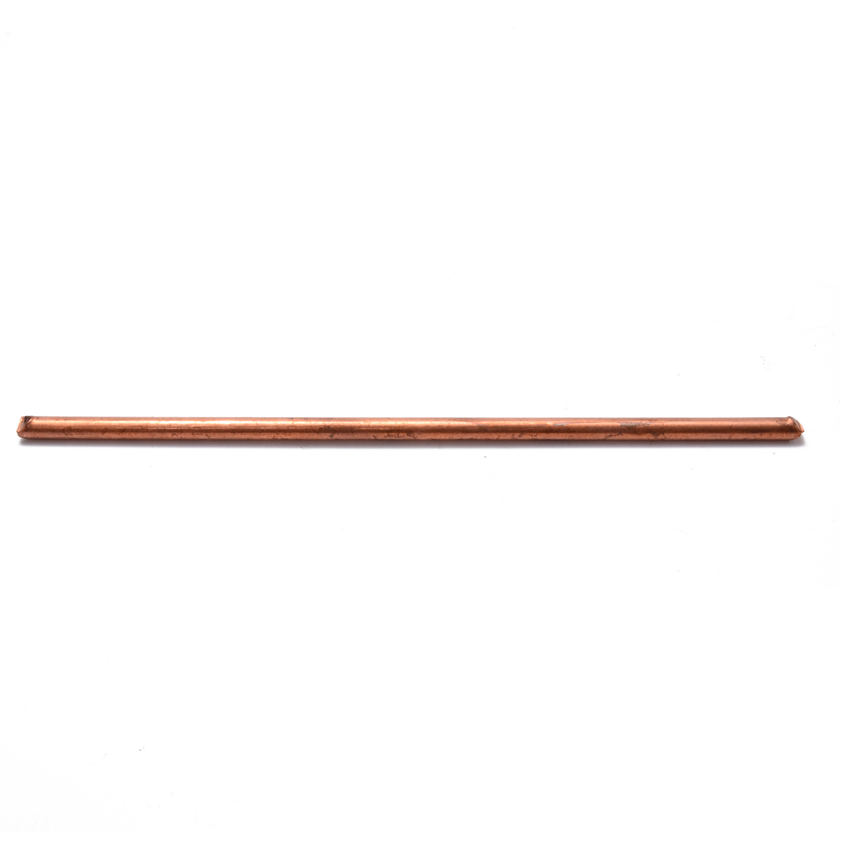 1pc 99.9% Pure Round Cooper Rod Solid Copper Cu Bar Tube 6mmx200mm Mayitr For Power Tool