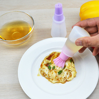 Silicone Oil Brush Basting Brushes Cake Butter Bread 5
