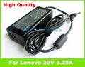 20V 3.25A 65W laptop charger  for Lenovo IdeaPad Z500 Z560 Z570 Z575 Z580 Z585 notebook 36001646 02K6753 ADP-65KH B ac adapter