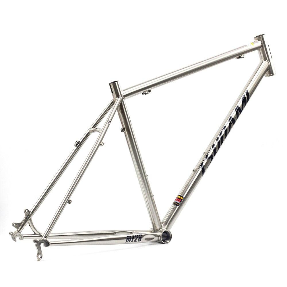 TSUNAMI Reynolds 520 MTB Bike Frame 26