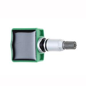 Image 5 - 4 יח\חבילה חדש צמיג לחץ ניטור חיישן TPMS עבור אופל אסטרה H Vectra C Zafira B 2004 2009 13172567 433 MHZ