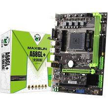 New original computer motherboards for MAXSUN MS-A68GL + solid-state pre m.3 hdmi 3.0 fm2 Board