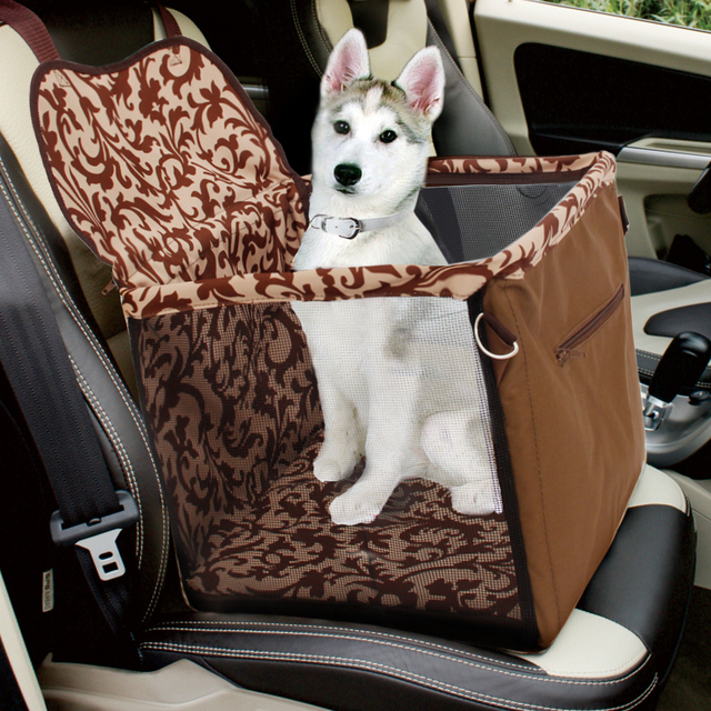Dog's Printed Car Carrier