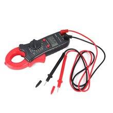 HC688 цифровой клещи мультиметр AC/DC напряжение тока Ом ncv диод тестер 1999 отсчетов хранение данных Подсветка Ручной