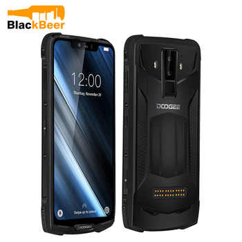 DOOGEE S90 S90 Pro Cellphone IP68 IP69K Rugged Mobile Phone 6.18 inch IPS Display 5050mAh MT6771 Octa Core 6GB 128GB Android 8.1 - DISCOUNT ITEM  27 OFF Cellphones & Telecommunications