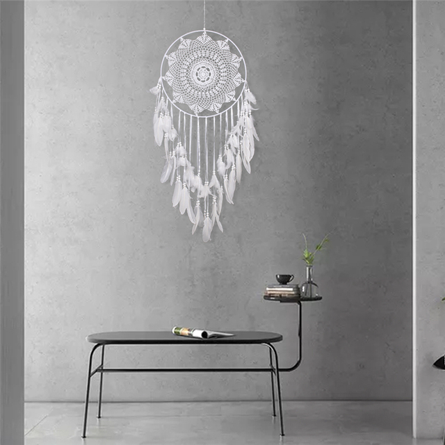 Handmade Indian Style Dream Catcher Wall Hanging