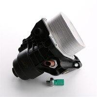 HODEE Oil Cooler For AUDI A3 2.0 TDI 2013 OE:03N115389A / 03N117021 / 03N115389B