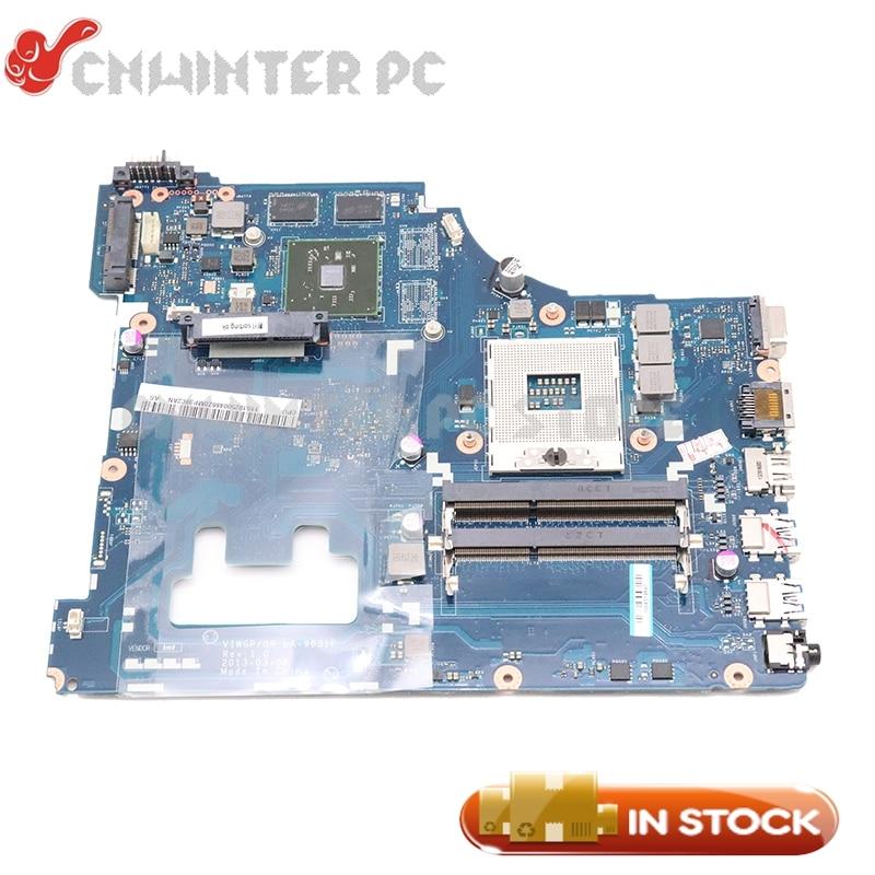 NOKOTION Main Board For Lenovo G500 Laptop Motherboard VIWGP GR LA 9631P HM76 DDR3 HD8570 2GB