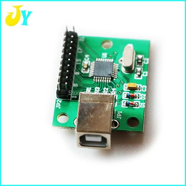 US $17 99 |New USB To Jamma Arcade Controller Arcade Parts for 1 Player  Game Joystick Arcade Control Board DIY Jamma Mame / Raspberry pi-in Coin