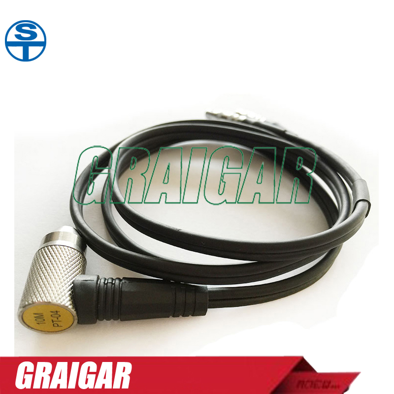 Free Shipping PT-04 Probe Transducer Sensor for Ultrasonic Thickness Gauge  цены