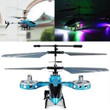Аватар новая Версия 4CH Инфракрасный Пульт Дистанционного Управления Вертолет LED Гироскопа RTF plane Toys