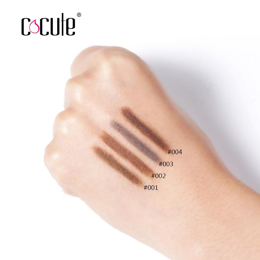 Cocute 1Pc φρύδι 2 σε 1 Αυτόματη μολύβι - Μακιγιάζ - Φωτογραφία 4