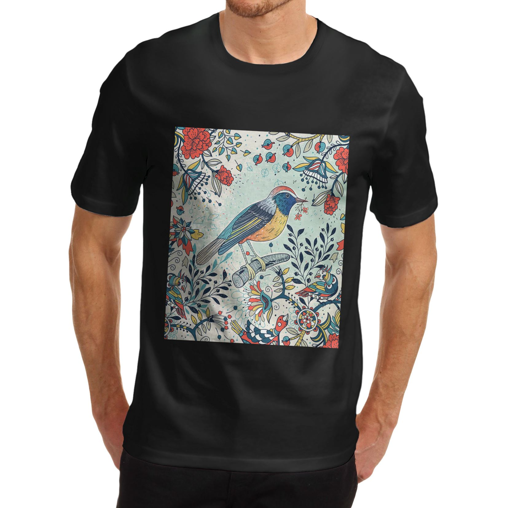 Design t shirt graphics online - T Shirt Design Store Short Zomer O Neck Mens Brigh