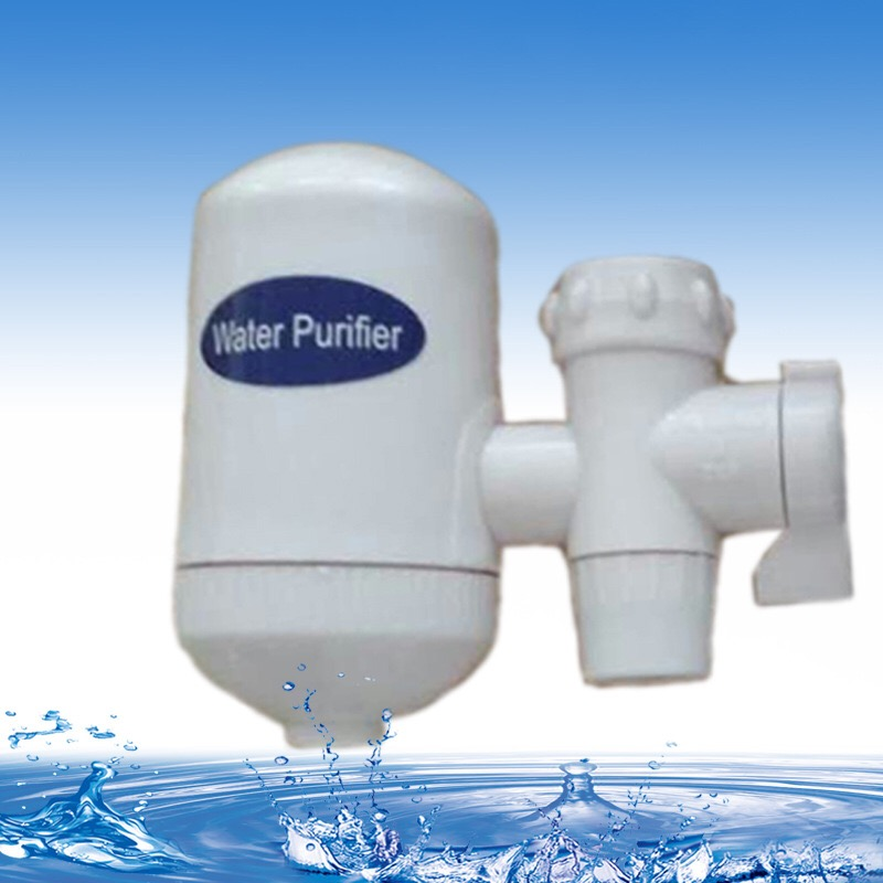 Remove Water Contaminants, Water And Electrolytes, Household Faucet Water Purifier Kitchen Water Filter Easy To Install
