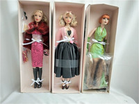 Limited Collection Vintage Alexander Doll Girl Baby Joint Doll Toy Children Birthday Gift 40cm