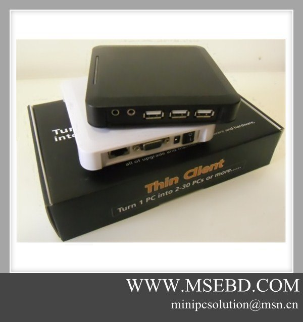 Diskless thin client,Terminal server thin client,Ultra thin client With USB ports
