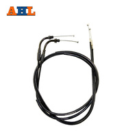 AHL 90cm 110cm 130cm 150cm Motorcycle Accessories Throttle Line Cable Wire For Harley Davidson Sportster XL883