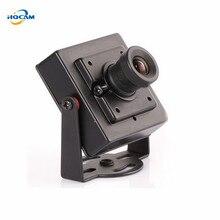 600TVL 1/3″Color HD CMOS 600TVL High Resolution 3.6mm Lens CCTV Camera security mini camera Indoor HQCAM