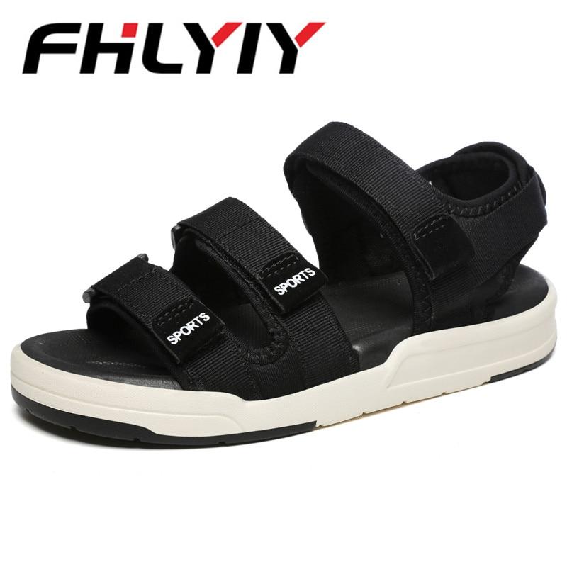 Unisex Sandals Men High Quality Men Sandals Classics Summer Breathable Slipper Men Non-Slip Outdoor Beach Female Sandalias