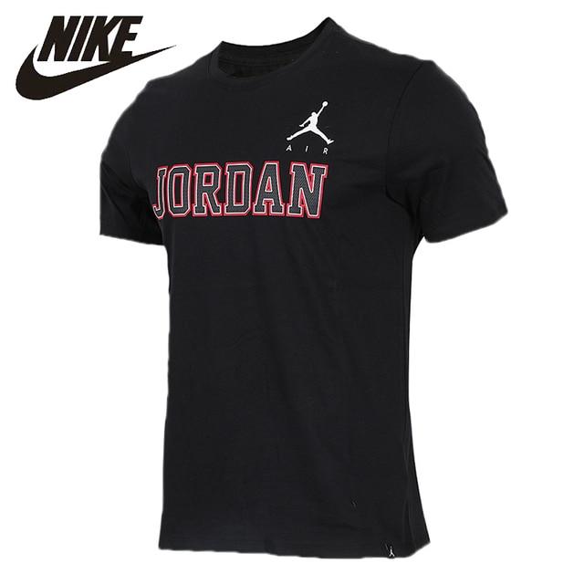 14805174 NIKE Air Jordan Original Mens T-shirt Quick Dry Cotton Support Sports  Running T-shirt For Men#944223-010
